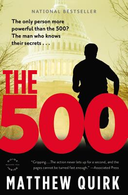 The 500 By Quirk, Matthew