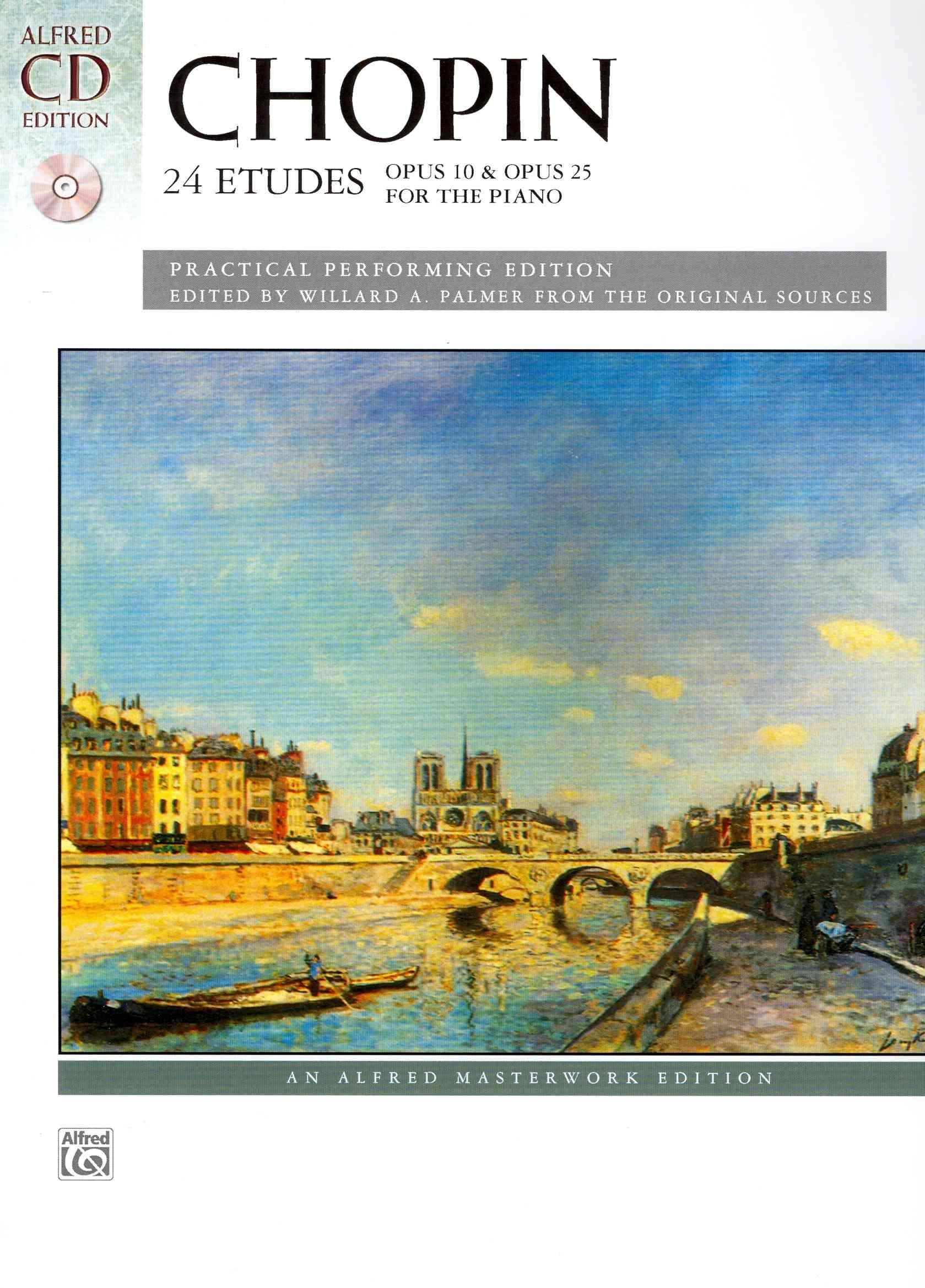 24 Etudes By Chopin, Frederic (COP)/ Liszt, Franz (EDT)