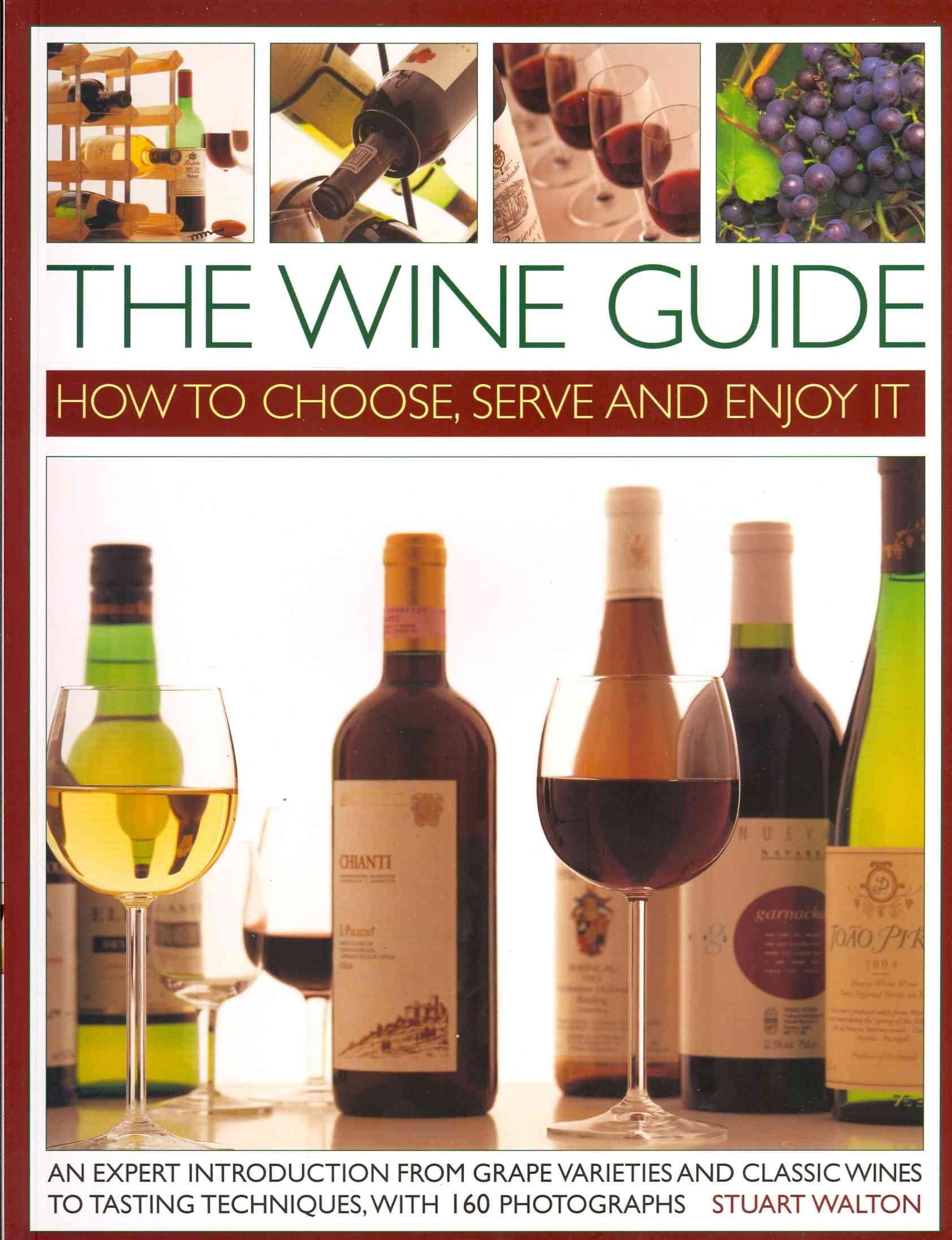 Book of Wine By Walton, Stuart